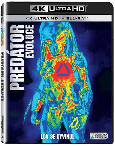 Predátor: Evoluce - Blu-ray + 4K UHD film
