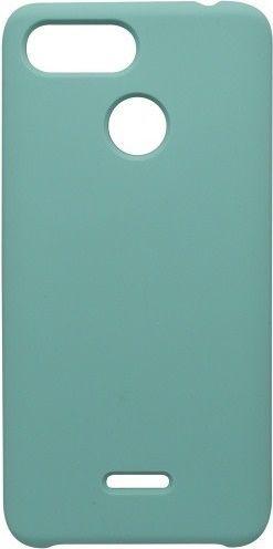 Mobilnet silikonové pouzdro pro Xiaomi Redmi 6A, zelená