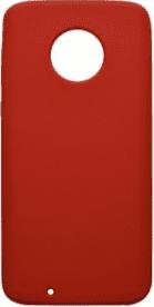 Mobilnet silikonové pouzdro pro Motorola Moto G6, červená