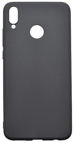 Mobilnet gumové pouzdro pro Honor 8X, matná černá