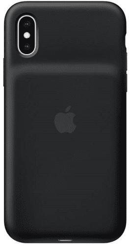 Apple Smart Battery pouzdro pro Apple iPhone XS, černá