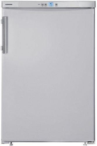 LIEBHERR Gsl 1223, - stříbrná skřínová mraznička