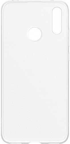 Huawei silikonové pouzdro pro Huawei Y7 2019, transparentní
