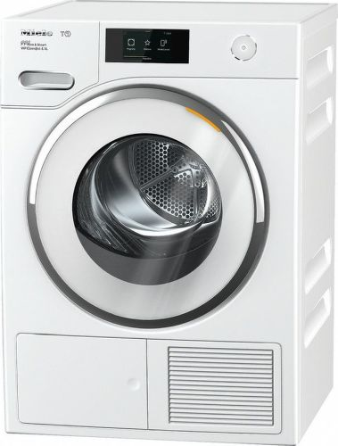 Miele TWR 860 WP, bílá sušička prádla