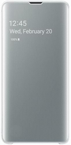 Samsung Clear View pouzdro pro Samsung Galaxy S10, bílá