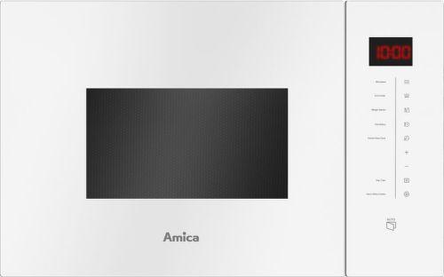 Amica TMI 25 CXW, bílá vestavná mikrovlnná trouba