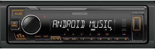 KENWOOD KMM-105AY ORN