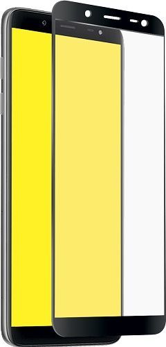 SBS Full Cover tvrzené sklo pro Samsung Galaxy J8, černá