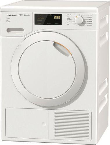 Miele TDB 220 WP Active, bílá sušička prádla
