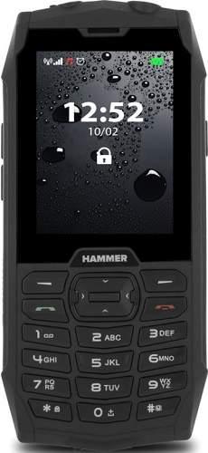 MyPhone Hammer 4 černý