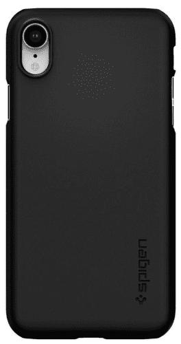 Spigen Thin Fit pouzdro pro Apple iPhone Xr, černá