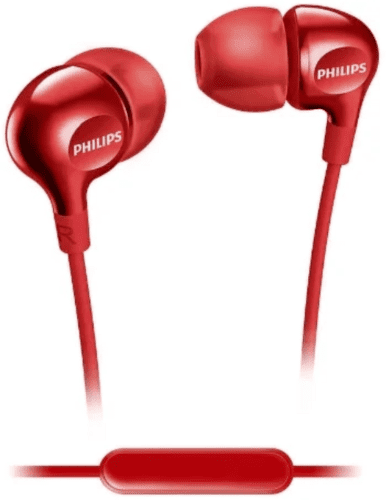 PHILIPS SHE3555 RED