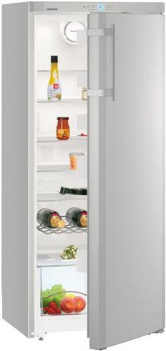 LIEBHERR Ksl 3130, stříbrná jednodveřová chladnička