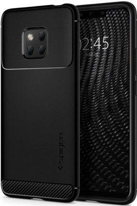 Spigen Rugged Armor pouzdro pro Huawei Mate 20 Pro, černá