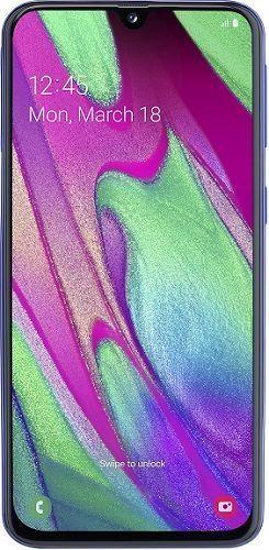 Samsung Galaxy A40 64 GB modrý