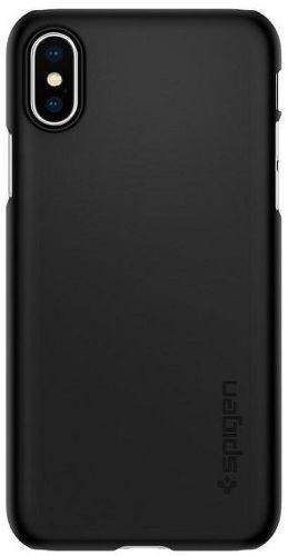 Spigen Thin Fit pouzdro pro iPhone X/Xs, černá