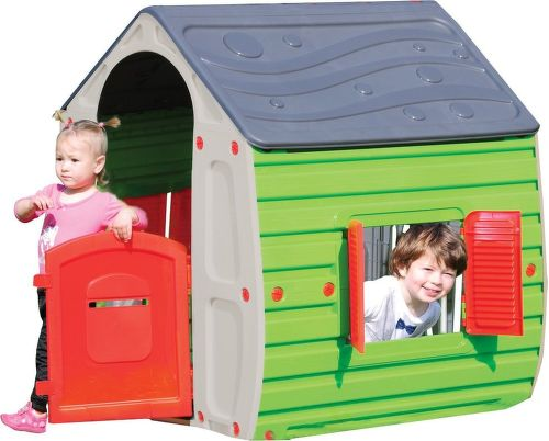 Buddy Toys Bot 1011 MAGICAL domek šedá střecha
