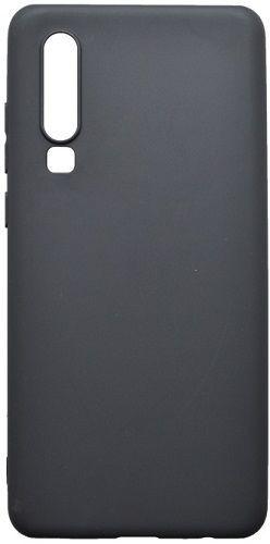 Mobilnet gumové pouzdro pro Huawei P30, černá