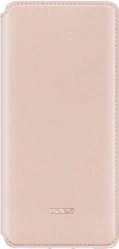 Huawei flipové pouzdro pro Huawei P30 Pro, růžová