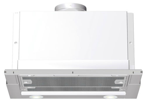 Bosch DHI655F, výsuvný digestor