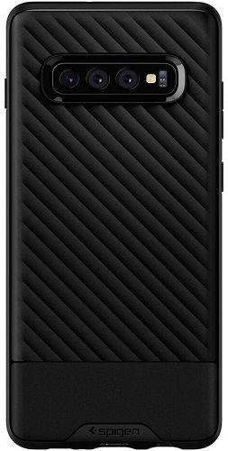 Spigen Core Armor pouzdro pro Samsung Galaxy S10+, černá