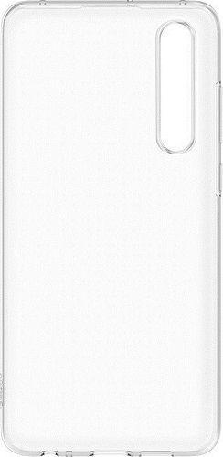 Huawei silikonové pouzdro pro Huawei P30, transparentní
