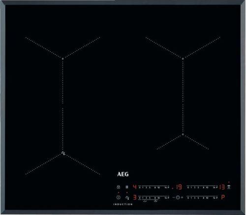 AEG Mastery SenseFry IAE64431FB, černá indukční varná deska