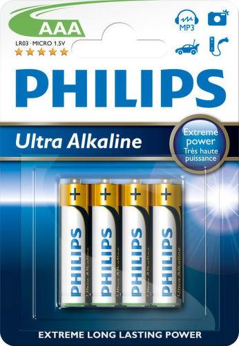 PHILIPS LR03E4B/10 eXtreme life