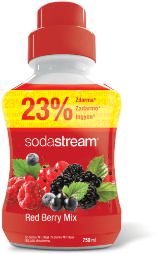 SODASTREAM sirup Red Berry 750 ml_1