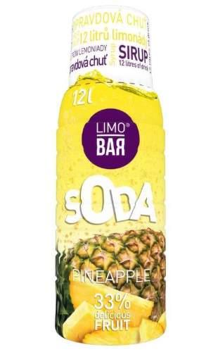 LIMO BAR Sirup Ananas 0,5l