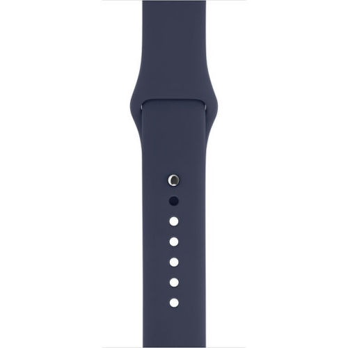APPLE MLKX2ZM/A 38mm Midnight Blue Sport Band