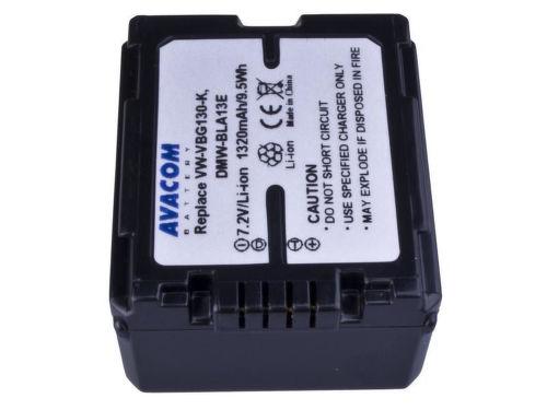 AVACOM VIPA-G130-338, Batéria pre kamery