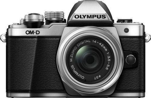 OLYMPUS E-M10 II 1442 kit, Fotoaparát vý