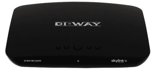 DI-WAY IRD-265HD, Satelitný prijímač