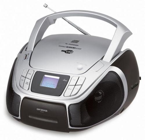 ORAVA RCD-811, Rádioprehrávač s CD