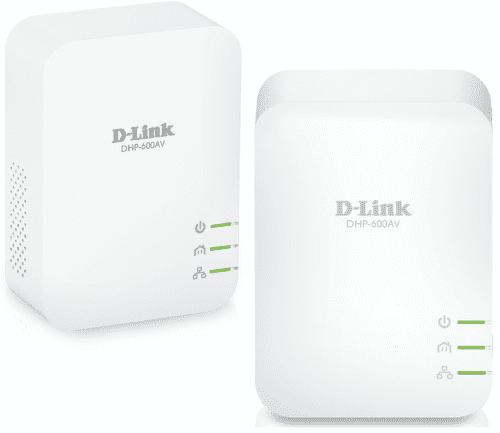 D-LINK DHP-601AV 1200Mb, Powerline