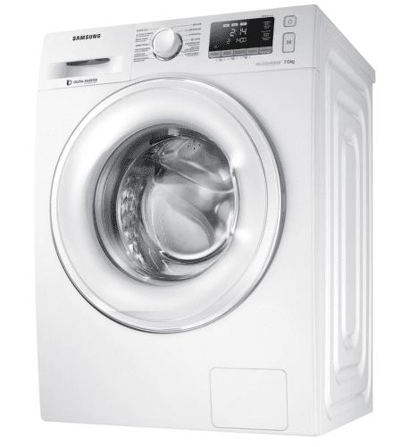 Samsung WW70J5446DW/ZE bílá pračka plněná zepředu