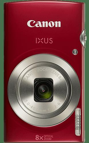 Canon IXUS 185 (červený)