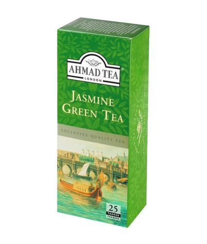 AHMAD AHM71036, Zelený čaj +jazmín