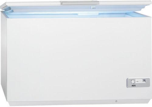 AEG AHB92631LW bílá truhlicová mraznička