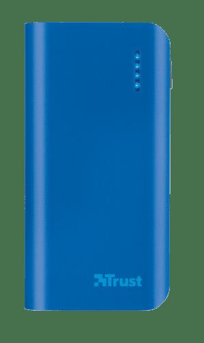 Trust Primo powerbanka 4400 mAh, modrá