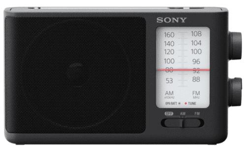 SONY ICF506.CED, FM / AM rádio