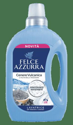 FELCE AZZURRA Cenere Vulcanica