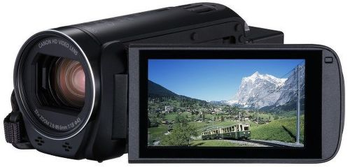 Canon Legria HF R87 čierna - Kamera
