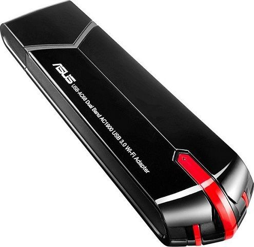 ASUS USB-AC68, 1900Mb WiFi adaptér