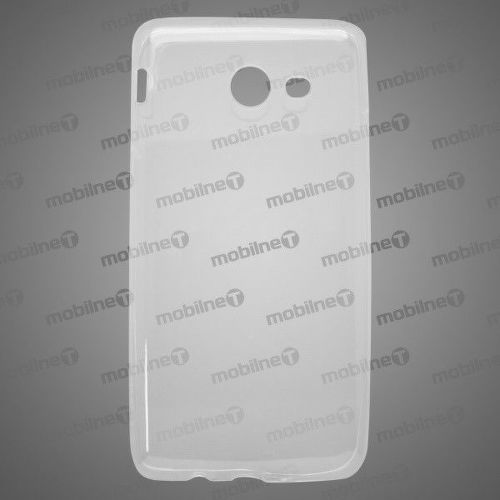 Mobilnet Gumené pouzdro Samsung J5 2017 (transparentní)