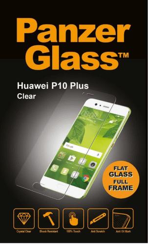 PanzerGlass ochranné tvrzené sklo pro Huawei P10+, transparentní