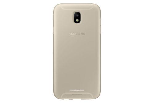 Samsung Galaxy J7 2017 zlatý zadní kryt