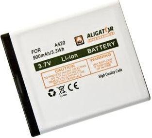 ALIGATOR A420 / V500, Li-Ion, Baterie