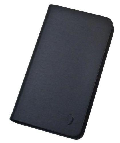 Aligator Univerzální pouzdro Book Steel XXL černé